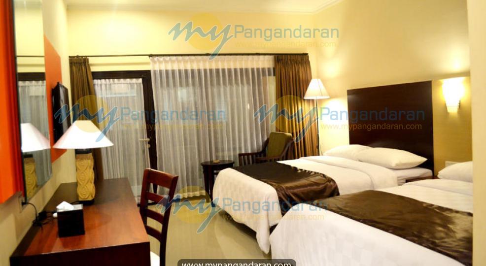 Tampilan The Arnawa Hotel Pangandaran